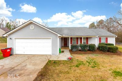 Winder Single Family Home For Sale: 1579 Brush Creek Dr