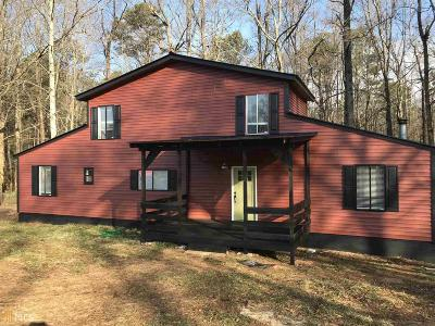Cumming Single Family Home Under Contract: 6325 Namon Wallace Dr