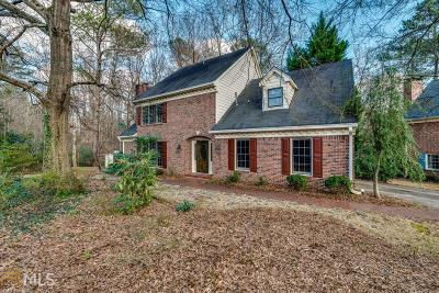 Decatur Single Family Home Back On Market: 2977 Wilsons Crossing Ct