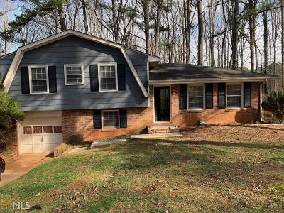 Clayton County Single Family Home New: 6894 Knollwood Dr
