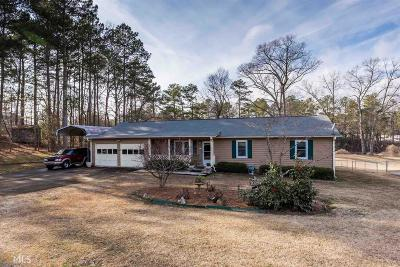 Flowery Branch Single Family Home Under Contract: 6139 Laurel Wood Trl