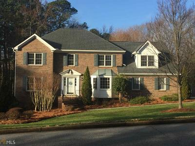 Snellville Single Family Home Under Contract: 1781 Berry Ln