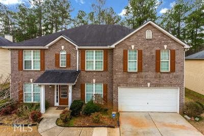 Clayton County Single Family Home New: 739 Millstone Dr