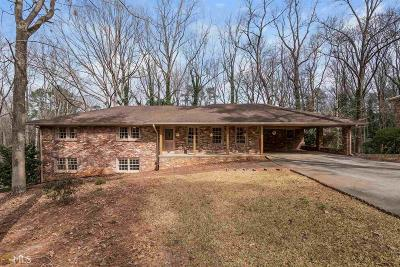 Tucker Single Family Home New: 2719 Oswood Dr
