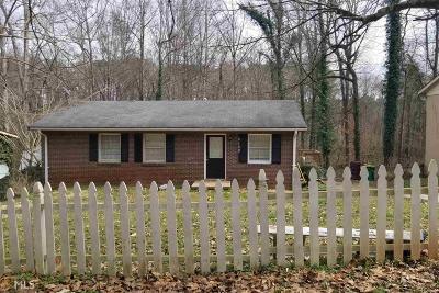 Clayton County Single Family Home New: 4168 Tara Dr