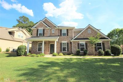 Newnan Single Family Home New: 3 Mossy Rock Ct