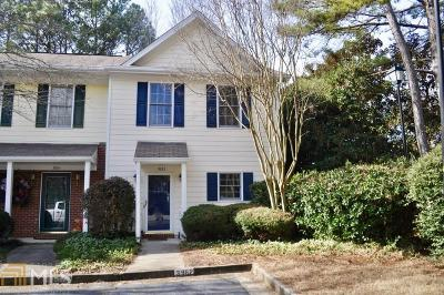 Alpharetta Condo/Townhouse New: 3982 Camden Way