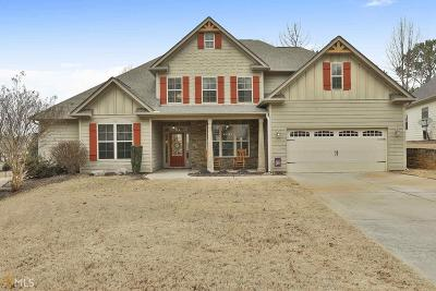 Newnan Single Family Home New: 29 Ashville Pl