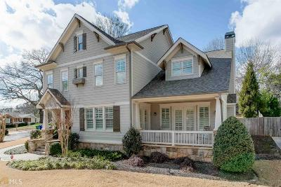 Brookhaven Single Family Home Under Contract: 2784 Georgian Dr W