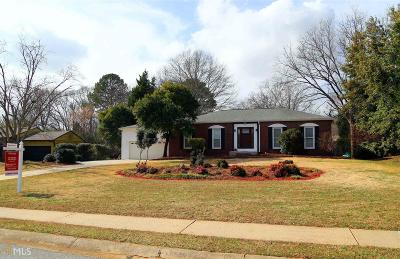 Roswell Single Family Home New: 920 Grimes Bridge Rd