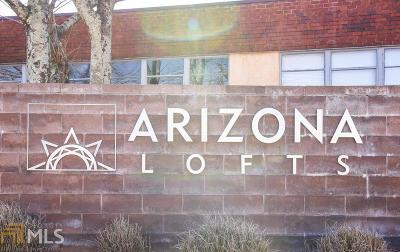 Arizona Lofts Condo/Townhouse For Sale: 195 Arizona Ave #153