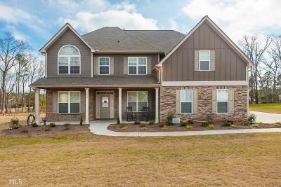 Senoia Single Family Home New: 170 Owens Path