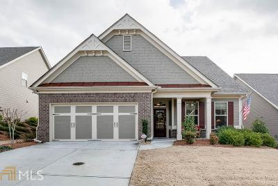 Flowery Branch Single Family Home New: 6835 Bent Twig Way