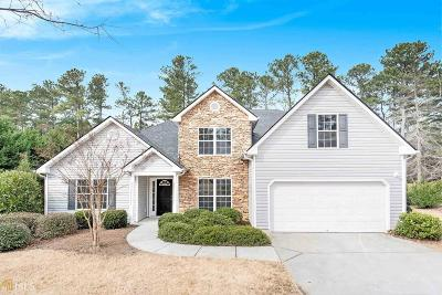 Loganville Single Family Home New: 834 Winding Grove Ln