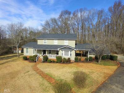 Franklin County Single Family Home Under Contract: 270 Telford Rd