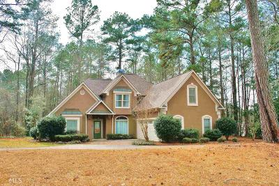 Newnan Single Family Home Under Contract: 100 Lake Ridge Dr
