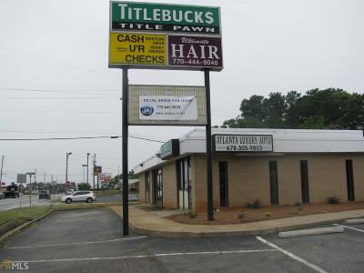 Marietta Commercial Lease New: 3636 SW Austell Rd