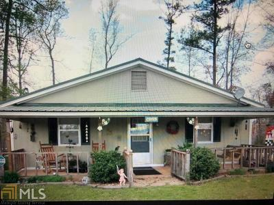 Heard County Single Family Home Under Contract: 2575 Five Notch Rd