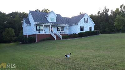 Monroe Single Family Home Under Contract: 223 Ridge Way Dr