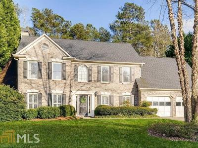Kennesaw Single Family Home Under Contract: 1648 Duxbury Ln