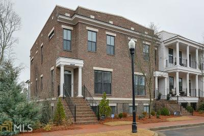 Alpharetta GA Condo/Townhouse For Sale: $620,000