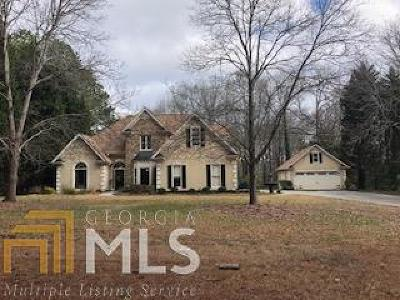Canton Single Family Home For Sale: 3840 Sugar Pike Rd