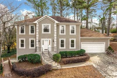 Suwanee Single Family Home New: 530 Clear Lake Ln