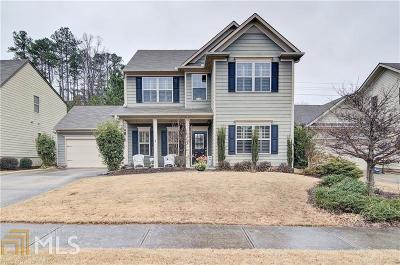 Woodstock Single Family Home Under Contract: 214 Haleys Ct