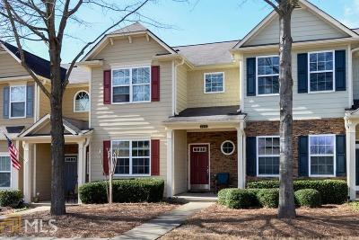 Lawrenceville Condo/Townhouse For Sale: 2436 Suwanee Pointe Dr