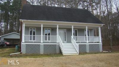 Bartow County Single Family Home New: 4250 Flint Hill Rd