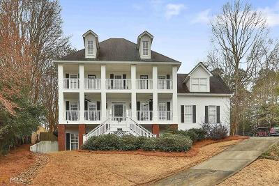 Fayette County Single Family Home Under Contract: 719 Avalon Way
