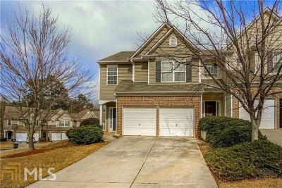 Acworth Condo/Townhouse Under Contract: 2284 Baker Station Dr