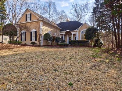 McDonough Single Family Home For Sale: 207 St Andrews Ct