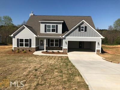 Winder Single Family Home For Sale: 1703 Whitlock Ln #14