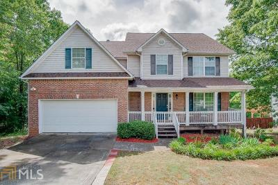 Loganville Single Family Home Under Contract: 5024 Brookstone Ln