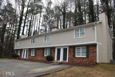 Lilburn Multi Family Home Under Contract: 698 Burnt Creek Dr