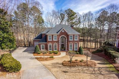 Suwanee Single Family Home For Sale: 6425 Greenview Ct