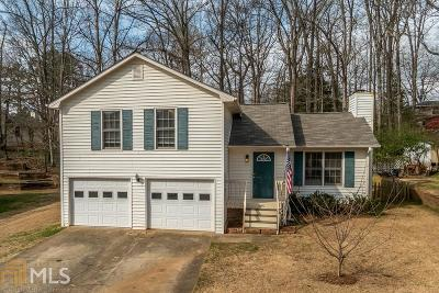 Sugar Hill Single Family Home Under Contract: 4880 Cold Creek Ct