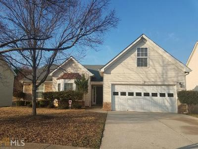 Locust Grove Single Family Home New: 187 Lantana Dr