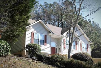 Kennesaw Single Family Home Under Contract: 4570 Sagebrush Dr