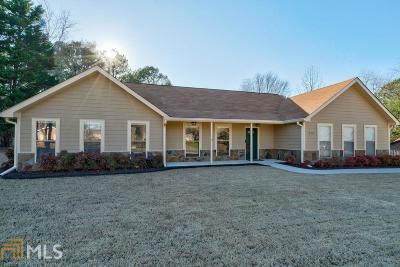 Roswell Single Family Home New: 345 Saddle Creek Cir