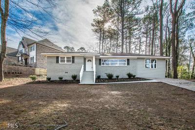 Smyrna Single Family Home New: 2266 Hills Ln