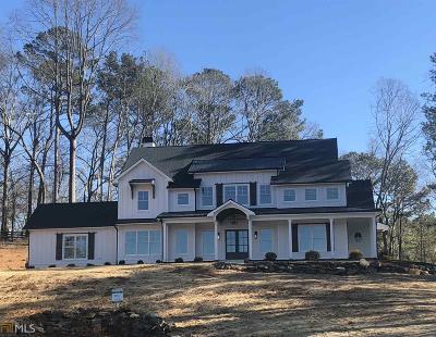 Alpharetta Single Family Home For Sale: 346 Old Jones Rd