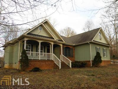 Demorest Single Family Home For Sale: 280 Habersham Lakes Rd #Tract 4