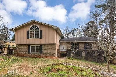 Stone Mountain Single Family Home New: 4583 Bexley Dr