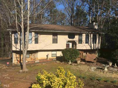 Snellville Single Family Home New: 3044 Jami Ct
