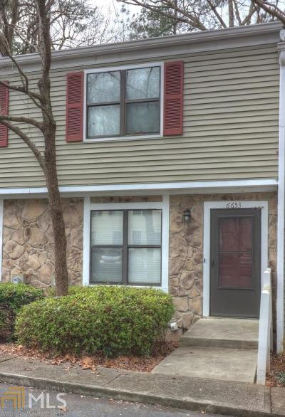 Norcross Condo/Townhouse New: 6653 N September Eve