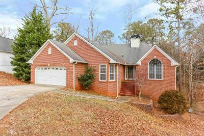 Douglasville Single Family Home For Sale: 5430 Mountain Trl