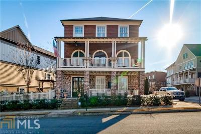 Woodstock Single Family Home New: 207 Hubbard Rd