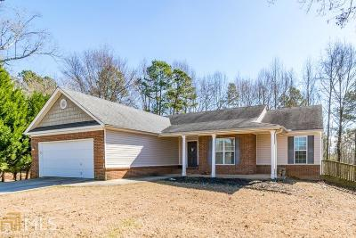 Winder Single Family Home Under Contract: 204 W Sycamore Dr